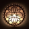 Round_Light_fixture_adjacent_wall1-limor-ceramics