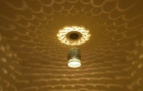 עיצוב תאורה לבית ולענף המסחרי