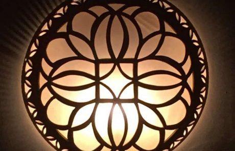 תאורת אווירה תשנה את המראה של המקום