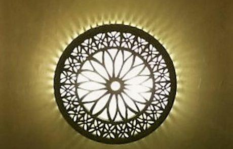 גופי תאורה מקרמיקה ליצירת תאורת אווירה